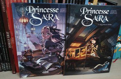 Mes dernières lectures - BD - L'Assassin Royal, Princesse Sara