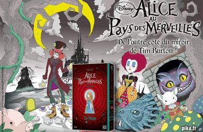Dernières lectures manga: Ghost and Lady, tome 1 et Alice au pays des merveilles