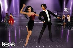 Match making on IMVU