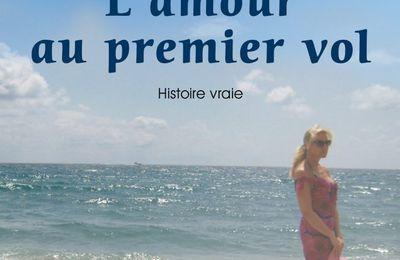 *L'AMOUR AU PREMIER VOL* Roxane Laurin* Auteure-Partenaire* par Lynda Massicotte*