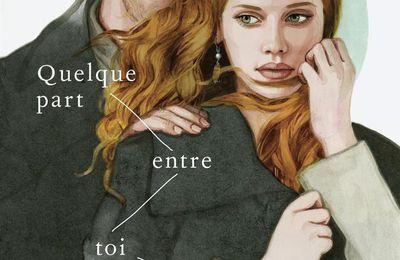 *QUELQUE PART ENTRE TOI ET MOI* Annie Quintin* Éditions VLB* par Lynda Massicotte*