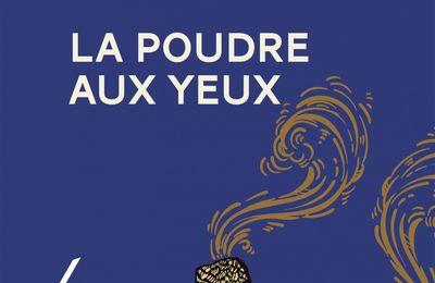 *LA POUDRE AUX YEUX* Joseph Elfassi* Éditions Stanké* par Lynda Massicotte*