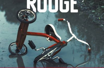 *LE TRICYCLE ROUGE* Vincent Hauuy* Hugo Thriller* par Martine Lévesque*