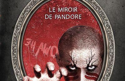 *INSOLITE* Le miroir de Pandore* Hervé Desbois* Éditions de Mortagne* par Lynda Massicotte*
