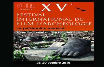 XVe Festival International du Film d'Archéologie de Bordeaux