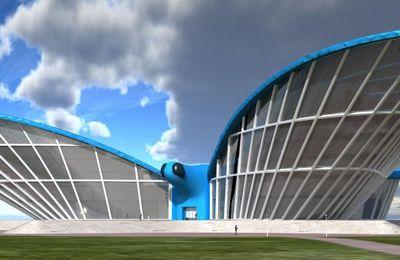 Cité ATLAS près de Marrakech, Maroc – Offrir une vision et un goût d'un avenir meilleur - Le Papillon Source EL4DEV