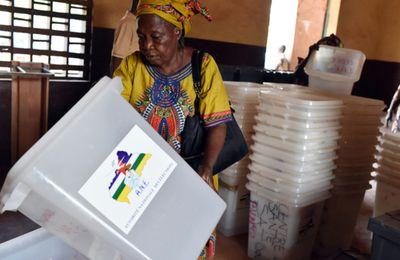 ELECTION : Premier tour des législatives partielles en Centrafrique