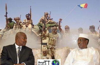 CENTRAFRIQUE : Les soldats Tchadiens de retour en Centrafrique, obligation d'impartialité