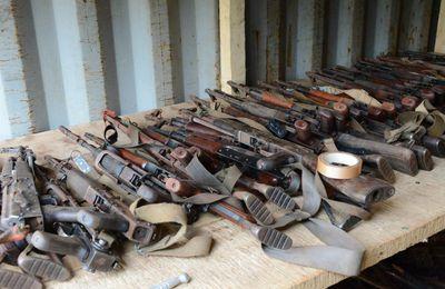 CENTRAFRIQUE : Un rapport de l'ONU pointe le trafic d'armes entre la RDC et la RCA