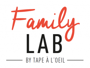 Family Lab by Tape à l'oeil - Maman à temps plein