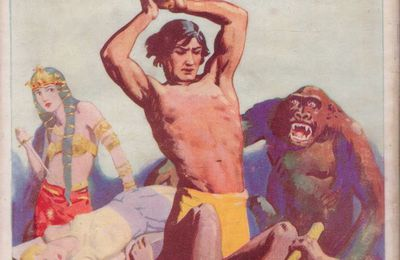 Le Retour de Tarzan - Edgar Rice Burroughs