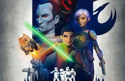 STAR WARS REBELS – SAISON 3 [STREAMING] [TELECHARGER]