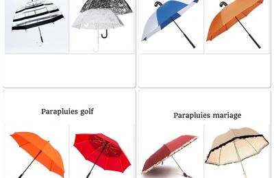 Test du  Grand Parapluie Transparent -