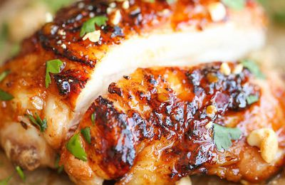 Thai Chicken Marinade