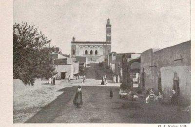 Une rue de Laghouat