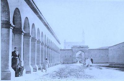 Les portes de Laghouat : La porte d'Alger