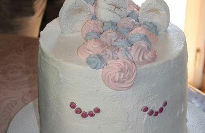 """Le gâteau """"licorne"""""""