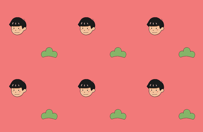 Osomatsu-san patterns