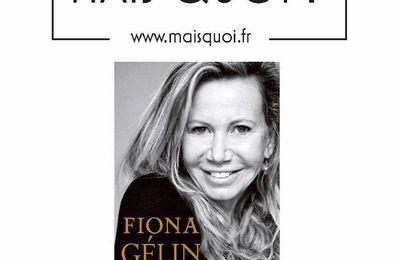 Fiona Gélin - Si fragile !