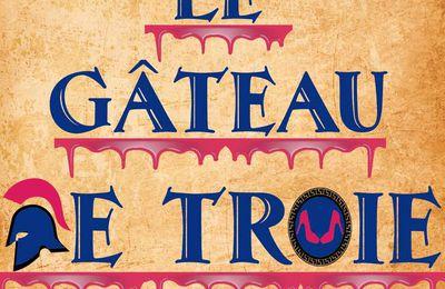 LE GÂTEAU DE TROIE au Théâtre Notre-Dame #OFF17