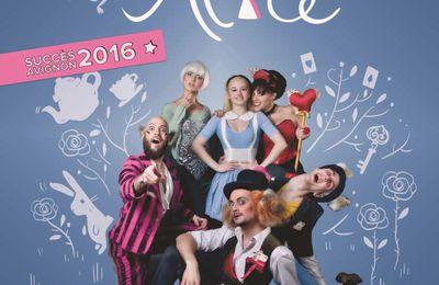 ALICE, la comédie musicale au Théâtre Le Paris #OFF17