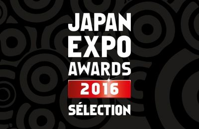Japan Expo Awards 2016 - Manga