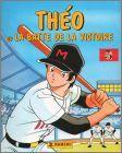 Théo ou la Batte de la Victoire - Stickers Panini 1991