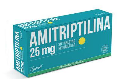 Amitriptilina para la fibromialgia