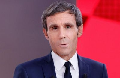David Pujadas quitte le journal de 20H de France 2