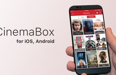 CinemaBox for Android: How to get it