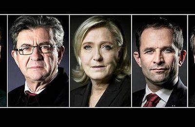 Présidentielle - Débat du 20/03/2017 sur TF1