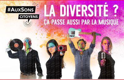 France  - Monde :  # Aux sons citoyens. Réseau zone franche. Musique.