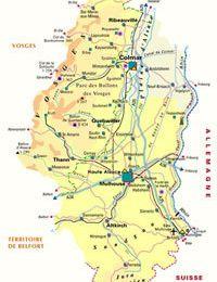 Le passé du Haut-Rhin
