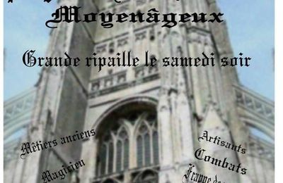 Fête médiévale a st Omer