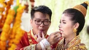 A Wealthy Lao Wedding In Vientiane A Lao Wedding