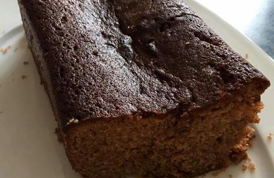 """Cake aux Carambars par """"Le Crochet d'Emi"""""""