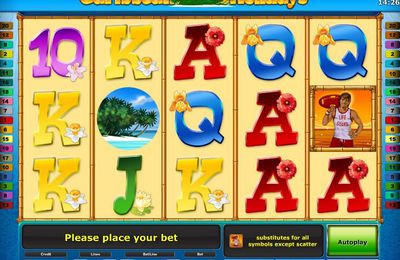Caribbean Holidays slot game review