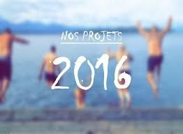 Mes projets scrapbooking 2016