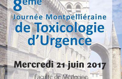 8 ème Journée Montpelliéraine de Toxicologie d'Urgence