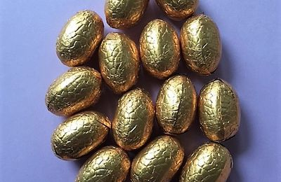 Why do we eat chocolate eggs for Easter?