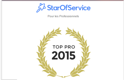 moment marketing élu top pro 2015 par star of service