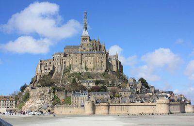 Une journée au Mont Saint-Michel