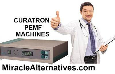 CURATRON PEMF Machines Deal with All Kinds Of Pain With Unbelievable Success!