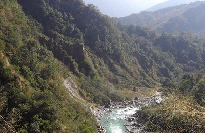 Trek au Népal : jour 9