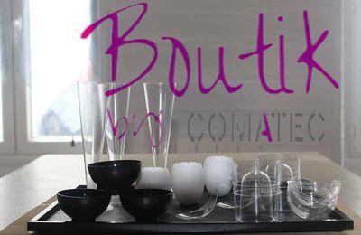 Mon premier partenaire Boutik By Comatek