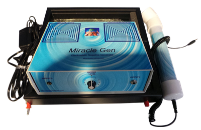 MIRACLE GEN ™ Electrostatic Holistic Health Machine Evaluation!