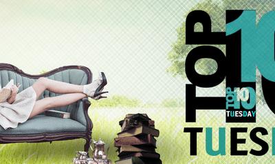 Top Ten Tuesday #45 — Les 10 thèmes abordés en littérature que je souhaite lire davantage