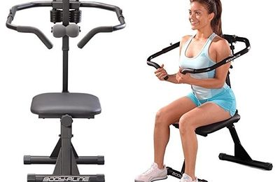 Say Goodbye to Back Pain And Neck Pain! Obtain The Body-Aline Workout Machine!