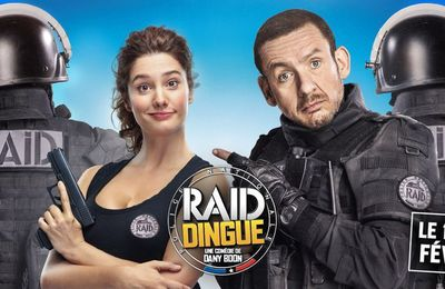 Raid Dingue, un film stimulant et original