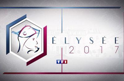 """""""Elysée 2017"""" : Quel candidat a réalisé la meilleure audience ?"""